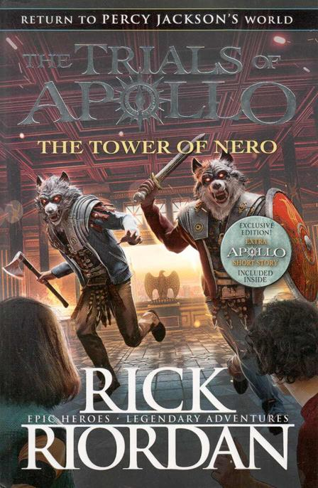 The Trials Of Apollo - The Tower Of Nero