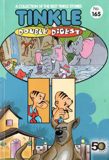 Tinkle -Double Digest No 165