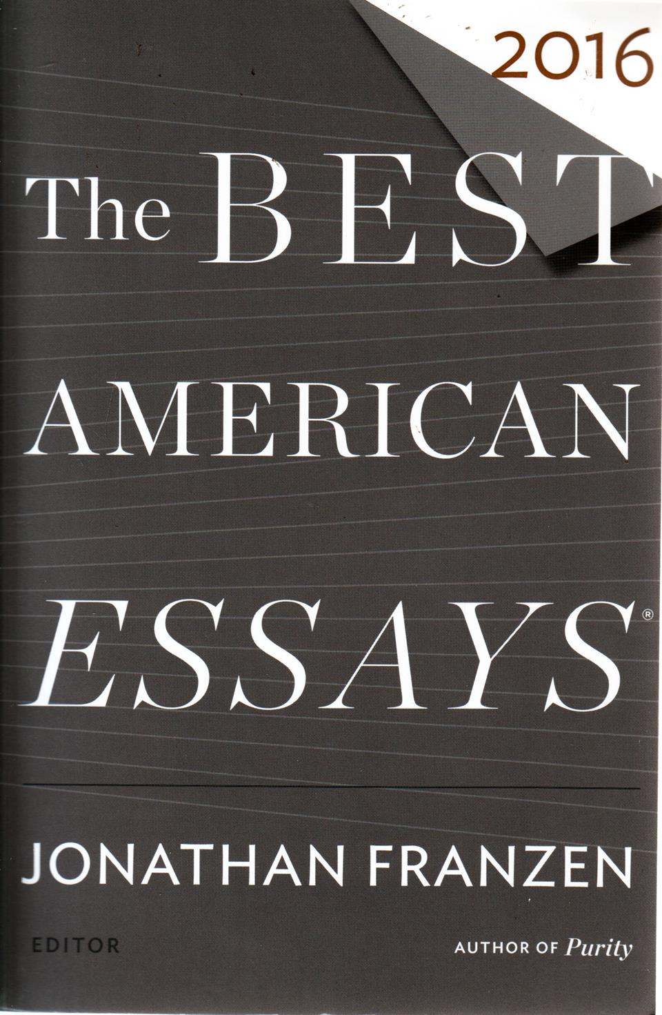 Best Americal Essays