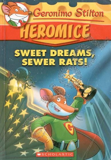 Sweet Dreams, Sewer Rats!