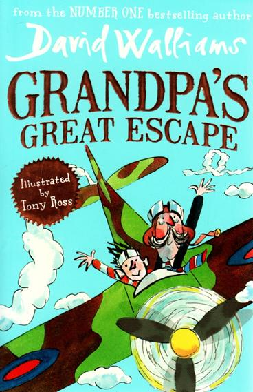Graondpa's Great Escape