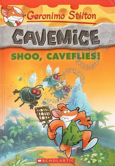 Cavemice - Shoo, Caveflies!