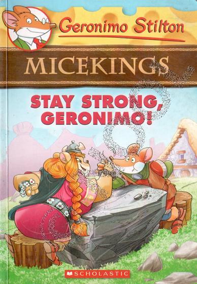 Stay Strong, Geronimo!