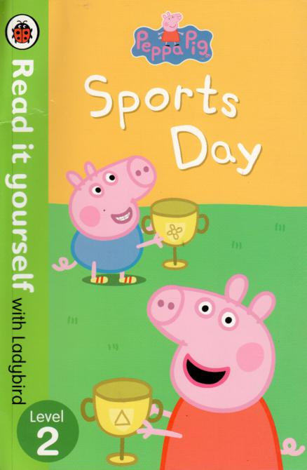 Read It Yourself With Ladybird- Sports Day - Level - 2