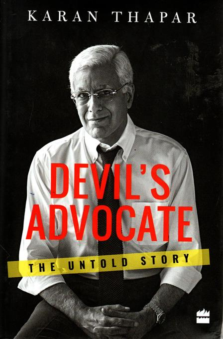 Devil's Advocate - The Untold Story