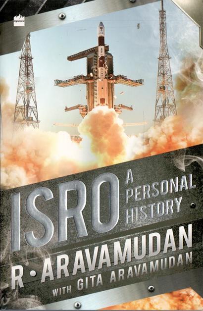 ISRO A Personal History