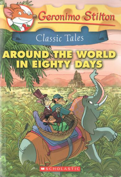 Aound The World In Eighty Days