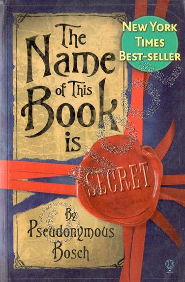 The Name of the Book is Secret