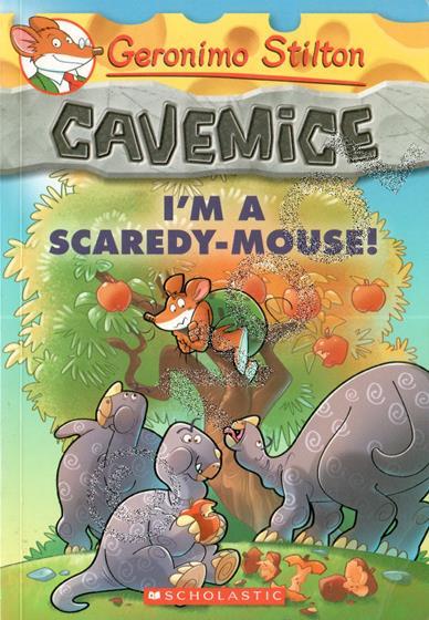 Cavemice - I'm A Scaredy-Mouse!