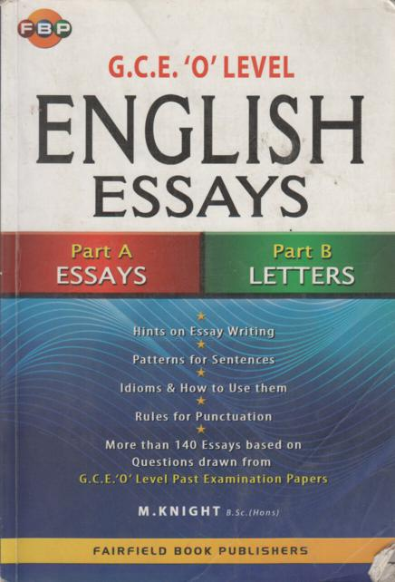 Best Essays In English