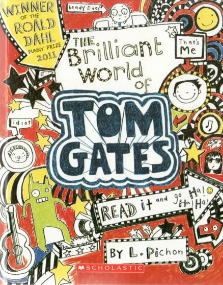 The Brilliant World Of Tom Gates 1